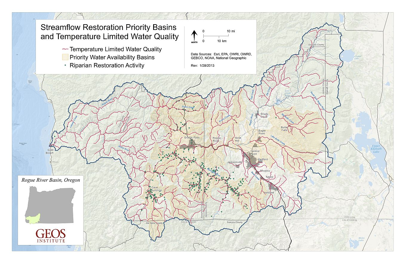 Priority Basins and Water Quality