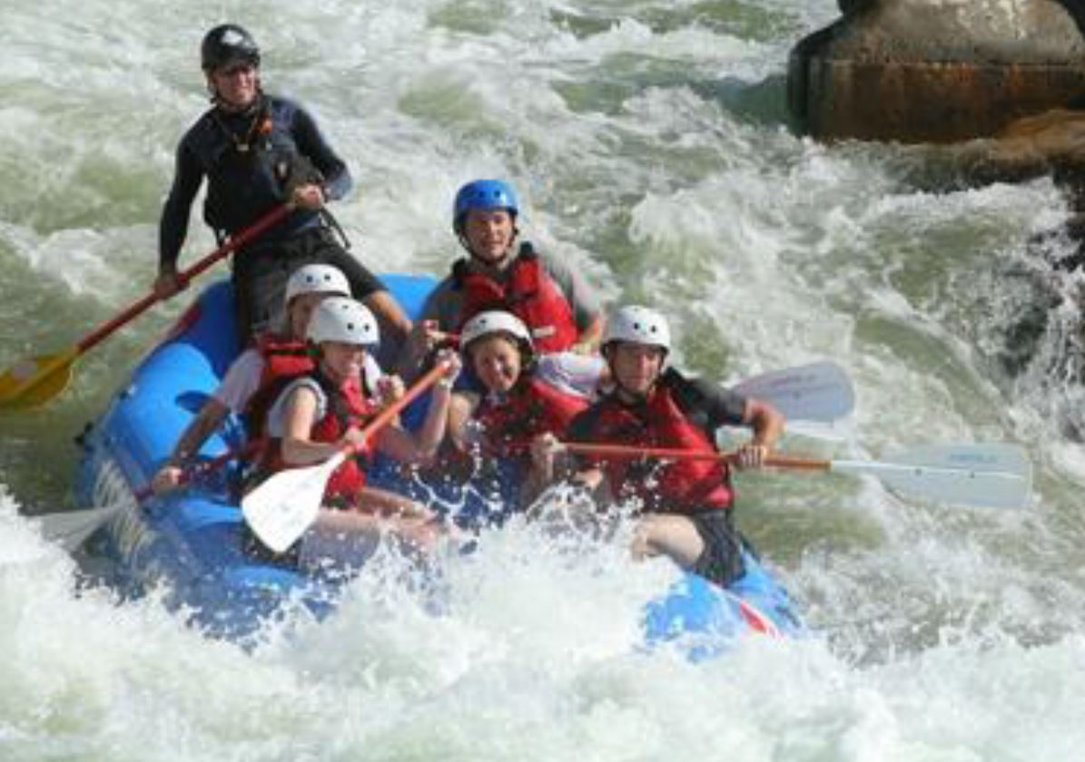 central oregon rafting