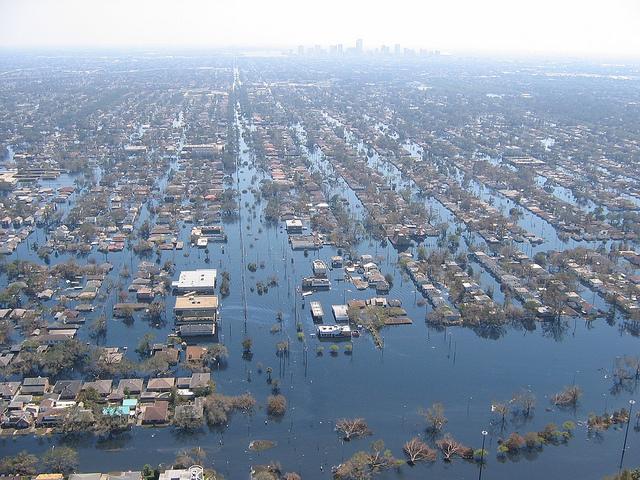 nola flooding post katrina